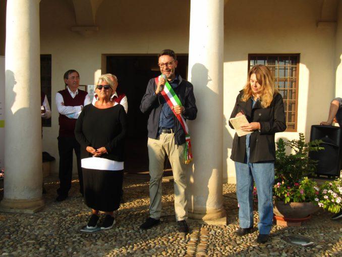 Intervento sindaco Franco Olocco