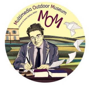 Santo Stefano Belbo inaugura il MOM - Multimedia Outdoor Museum 1