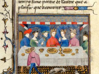 Sarà esposto a Saluzzo Le livre du Chevalier errant del marchese Tommaso III