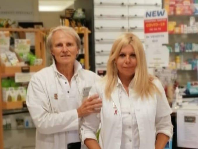 Niella Belbo saluta e ringrazia i suoi farmacisti
