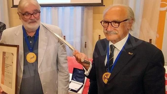 Formaggi: l'Onaf ha nominato lo scrittore Mario Rigoni Stern maestro assaggiatore alla memoria