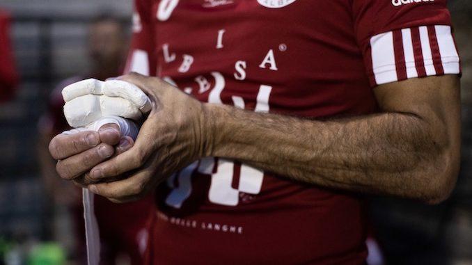 La Pallapugno Albeisa chiude imbattuta la prima fase della Serie A di pallapugno