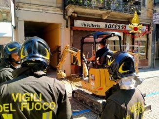 Fuga di gas ad Asti: intervengono i pompieri