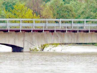 Il ponte sul Tanaro a Rocchetta non è più sicuro