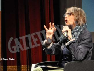 La teologa Antonietta Potente ospite ieri sera al festival Profondo umano 4
