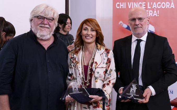 Premiazione_ Agorà d'Argento_Ente Turismo LMR