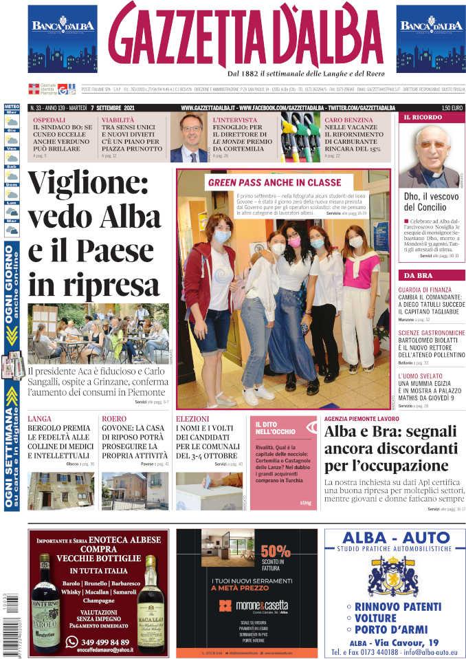 Prima_pagina_Gazzetta_Alba_33_21