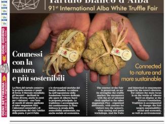 Da non perdere: martedì 28 con Gazzetta d'Alba c'è lo speciale sulla Fiera del tartufo