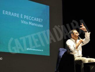 Vito Mancuso al Sociale per Profondo umano festival 1