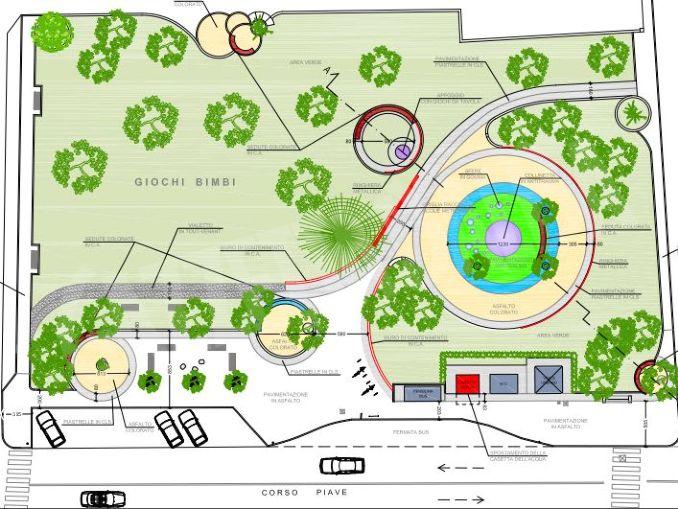 Pronti 290mila euro per i parchi verdi di Alba