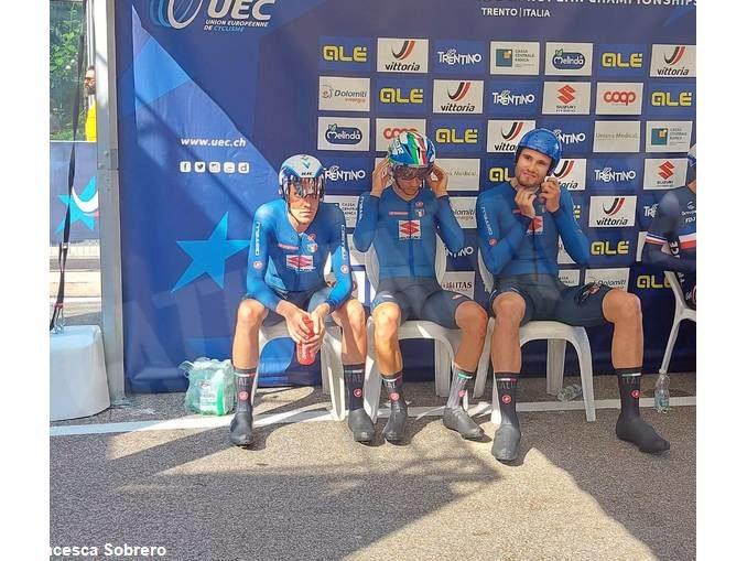 Sobrero: «Vincere il titolo europeo in Italia è una grande soddisfazione» 1