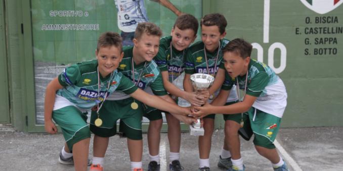 Pallapugno: assegnati gli scudetti dei campionati giovanili 3