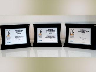 Galup ritira un tris di premi a Cibus - Salone Internazionale dell'Alimentazione