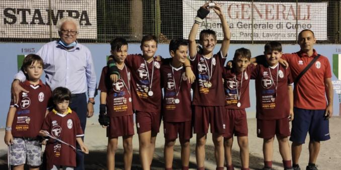 Pallapugno: assegnati gli scudetti dei campionati giovanili 2