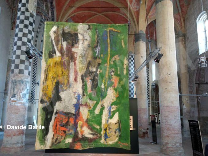 Inaugurata in San Domenico la retrospettiva su Piero Simondo 2