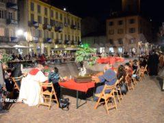 La cena medievale in piazza Duomo per gli Igers 23