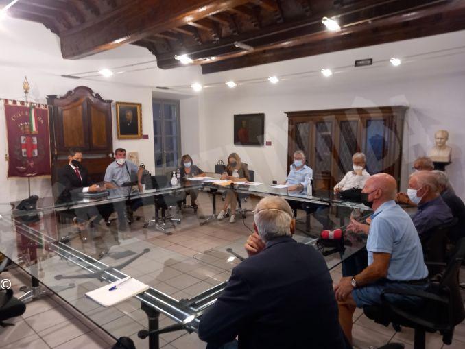 L'Amministrazione albese ha incontrato i nove Comitati di quartiere