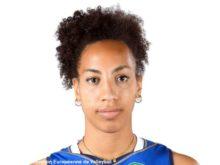 Pallavolo femminile: l'albese Sara Bonifacio è campionessa d'Europa 1
