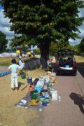 Abbelliamo la città: cittadini al lavoro per ripulire i dintorni del santuario