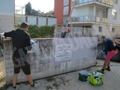 Abbelliamo la città: cittadini al lavoro per ripulire i dintorni del santuario 4