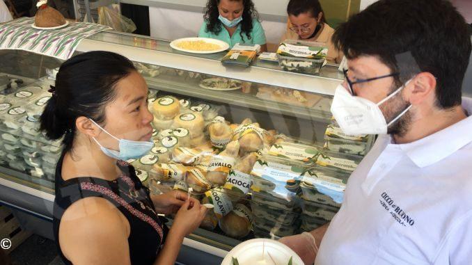 Le storie di Cheese: la mozzarella con il mirto, come tre secoli fa 2