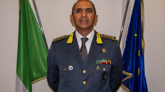 La Guardia di finanza di Asti ha accolto il nuovo comandante, il colonnello Antonio Garaglio