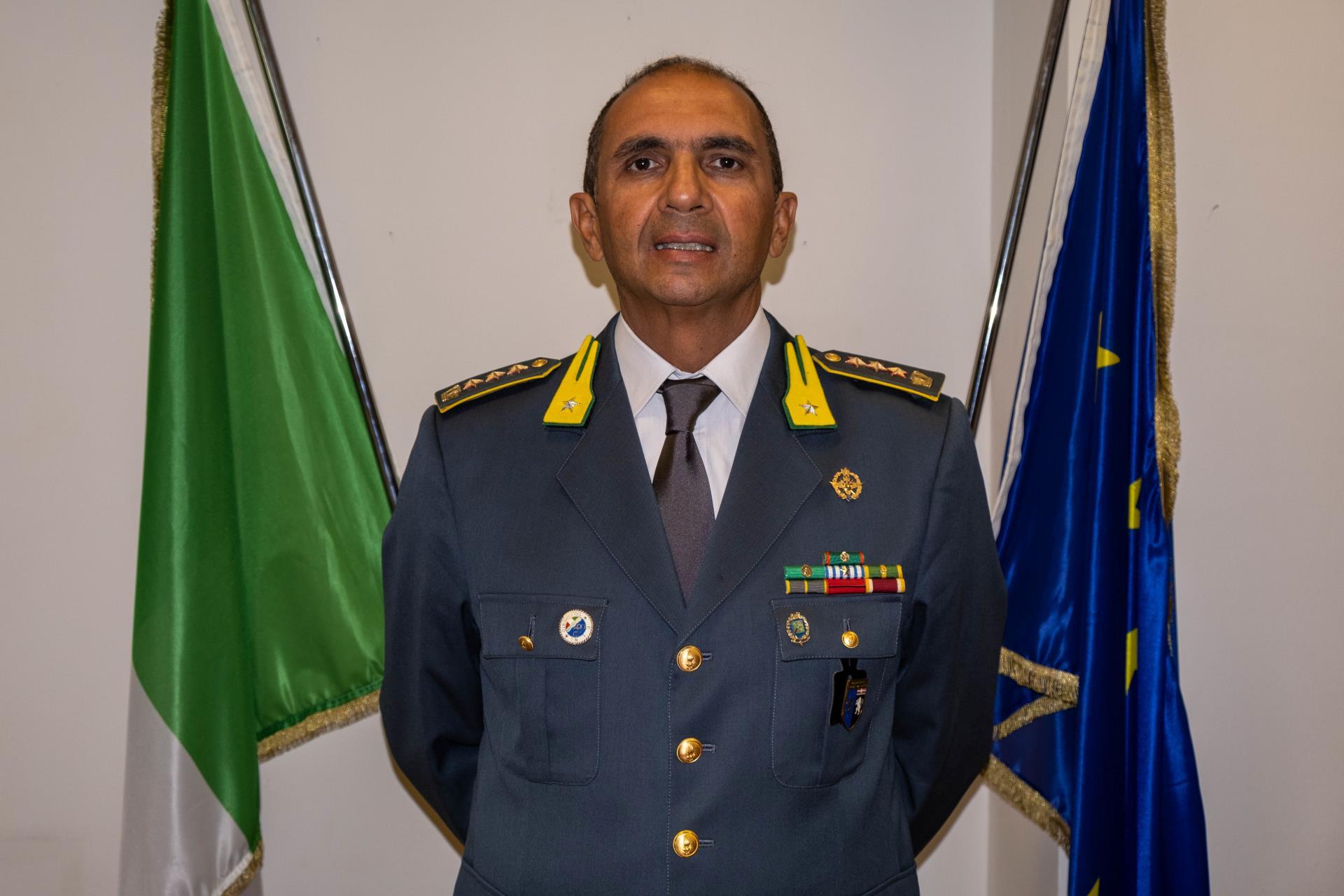colonnello Garaglio