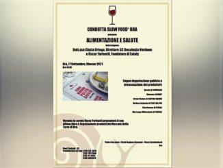 Condotta Slow Food: una serata tra alimentazione, salute e degustazioni di vini 1