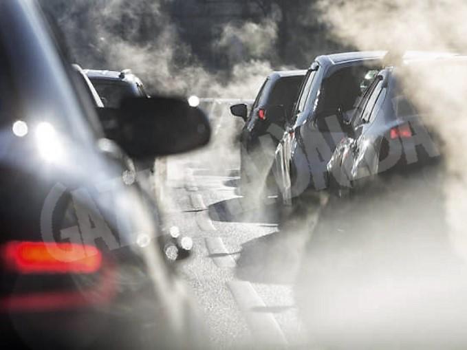 inquinanmento dell'aria