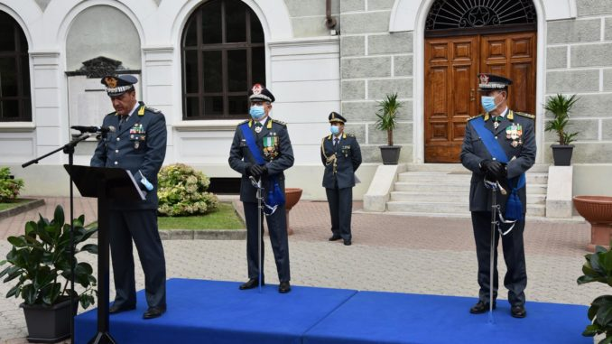 Cambio al vertice della Finanza: a Torino arriva il generale di divisione Benedetto Lipari