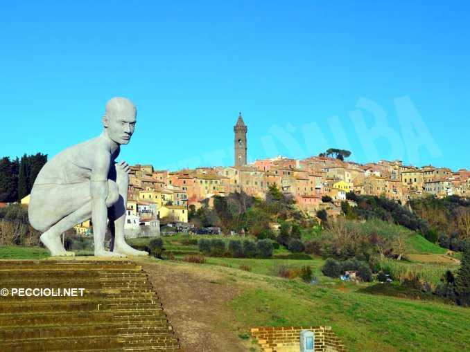 «Langhe e Roero prendano esempio da Peccioli per valorizzare il proprio patrimonio turistico»