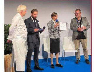 Mariuccia Borio premiata in Svizzera per 50 anni di lavoro in vigna e in cantina 1