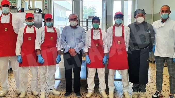 Professionale: i salesiani di Bra abilitati cinque addetti alla macelleria