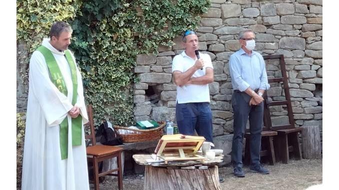 San Benedetto Belbo ha ricordato don Toio Delpiano a un anno dalla morte