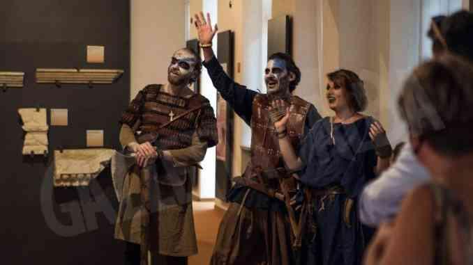 Sibille e fantasmi, teatro itinerante tra il Museo diocesano e l'Eusebio
