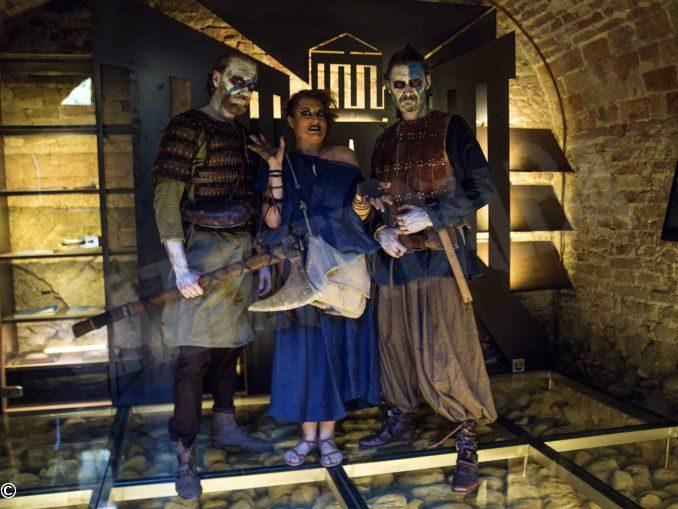Sibille e fantasmi, teatro itinerante tra il Museo diocesano e l'Eusebio 1
