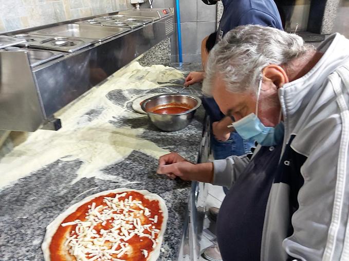 (3)angeli di ninfa – pizza&core