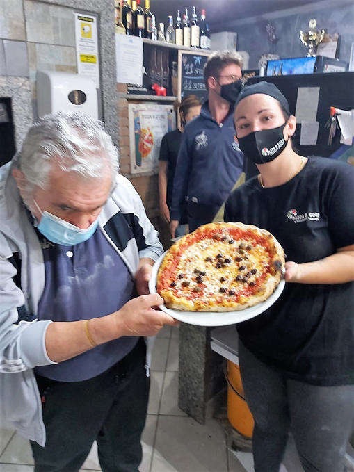 (4)angeli di ninfa – pizza&core