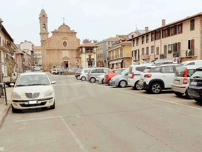 Canale piazza san bernardino