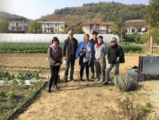 Un incontro tra gli Assessori Boschiazzo e Abellonio e la Cooperativa Alice per parlare di progetti di agricoltura sociale