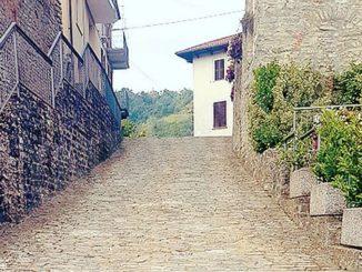 Il selciato del centro storico di Cossano sarà rifatto usando la pietra di Luserna