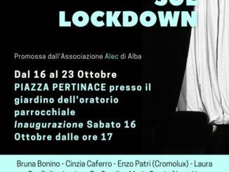 Ad Alba la mostra collettiva Finestre sul lockdown