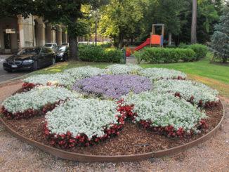 Alba si aggiudica l'International Plant & Floral Displays Award 1