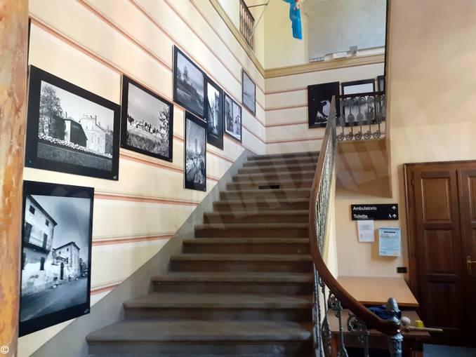 Fotografie Gianpaolo Montisci in comune a ceresole