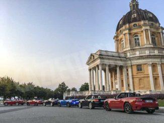 In arrivo a Govone il Giro delle Langhe dedicato alle Fiat 124 Spider