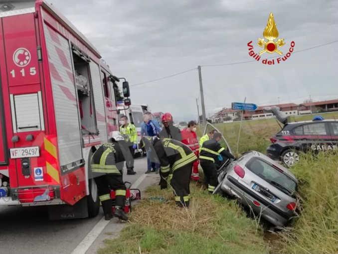 Incidente Sant'Albano Stura