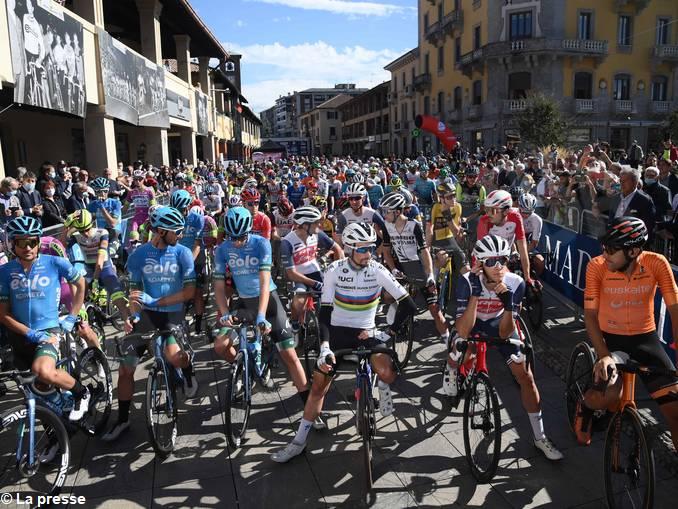 Milano Torino 2021 partenza