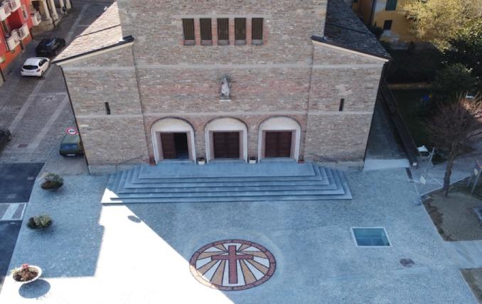 Piazza Cossano Belbo