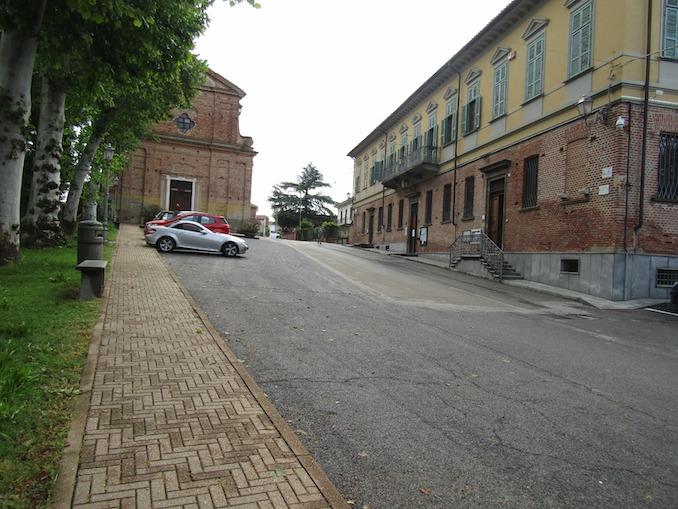 Piazza Don Cordero