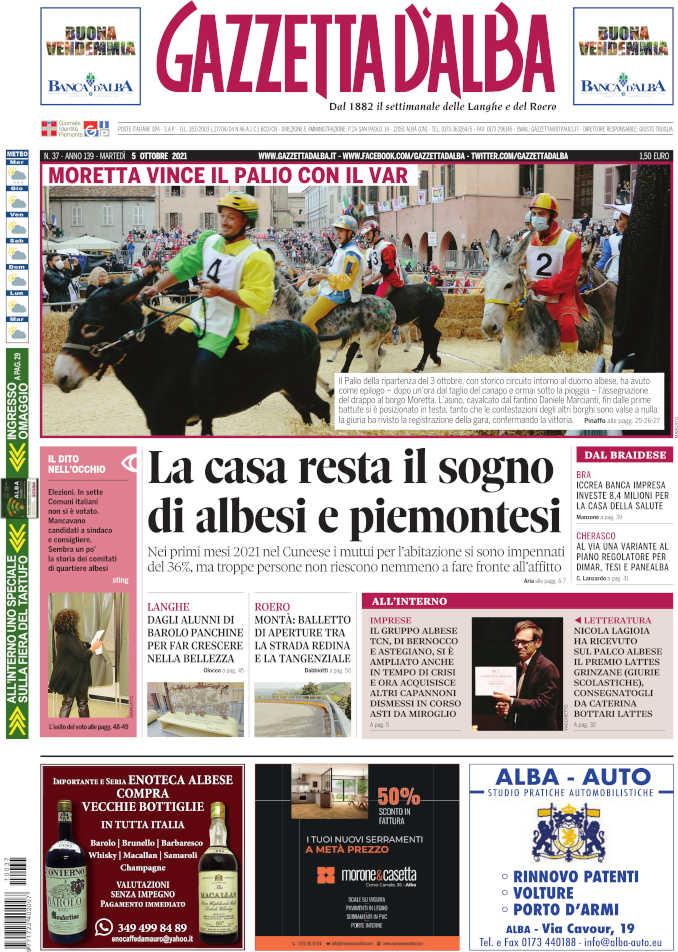 Prima_pagina_Gazzetta_Alba_37_21